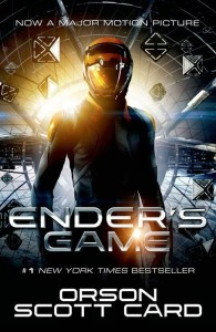 Orson Scott Card's Ender's Game: Einstein with a gun