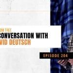 David Deutsch Wisdom Tree