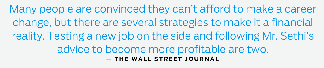 Wall Street Journal Quote