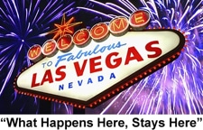 Las Vegas - What Happens Here...