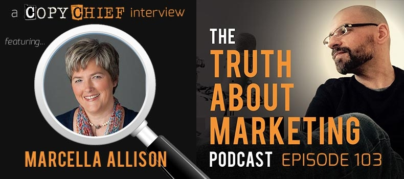 Ep 103: Marcella Allison – The Truth About Speaking Your Customer's Language