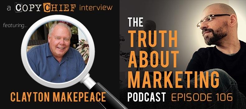 Ep 106: Clayton Makepeace – Selling on Emotion ($1.5 Billion Worth!)
