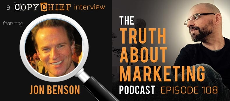 Ep 108: Jon Benson – The Truth About Ethical Manipulation