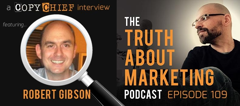 Ep 109: Robert Gibson – The Truth About Giving Your Best