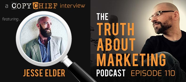 Ep 110: Jesse Elder – The Truth About Having Nothing To Prove And Nothing To Hide
