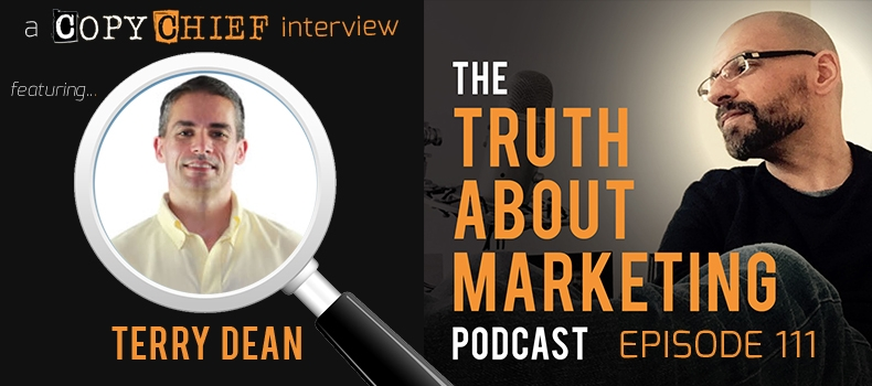 Ep 111: Terry Dean – The Truth About The Selling Power Of List Indoctrination