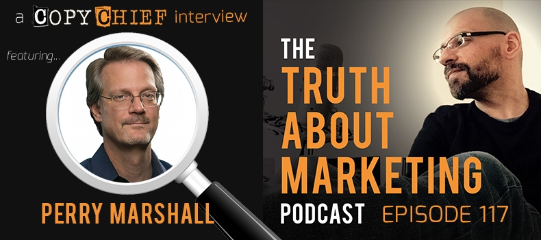 "Ep 117: Perry Marshall – The ""Homer Simpson Trick"" For Attracting Your Perfect Prospect"