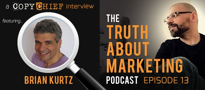 Ep 13: The Truth About Brian Kurtz