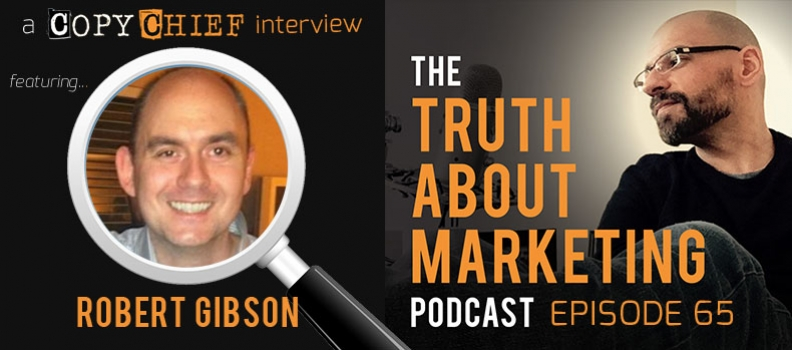 Episode 65 – The Truth About Showing Up Ready To Rock with Robert Gibson