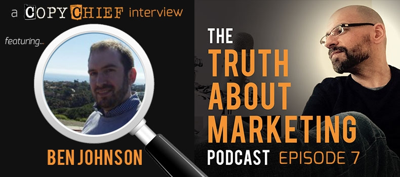 Ep 7: The Truth About World Building with Ben Johnson