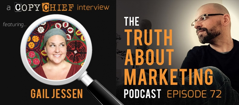 Episode 72 – The Truth About Living Where The Story Takes You With Gail Jessen