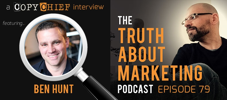 Ep 79: Ben Hunt – Avoiding Tactical Marketing Hell