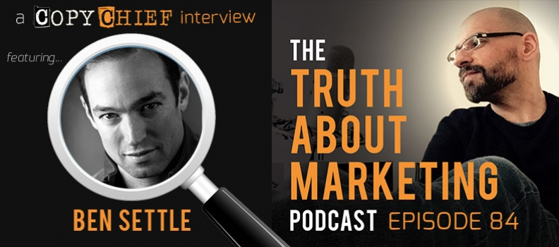 Episode 84 – The Truth About Never Compromising with Ben Settle