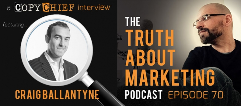 Episode 70 – The Truth About Your Perfect Day with Craig Ballantyne