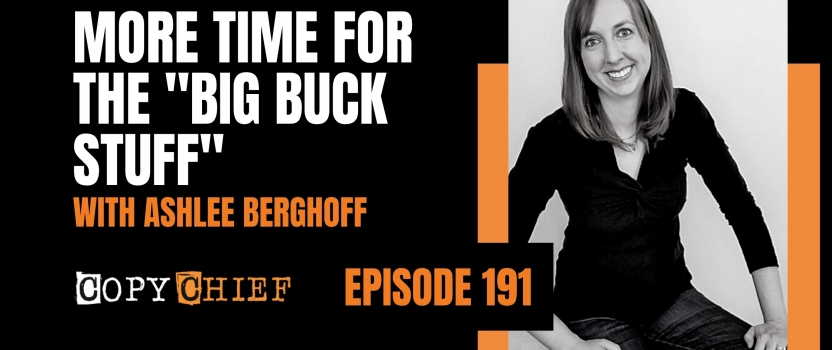 "Ep 191: More time for the ""big buck stuff"" with Ashlee Berghoff"
