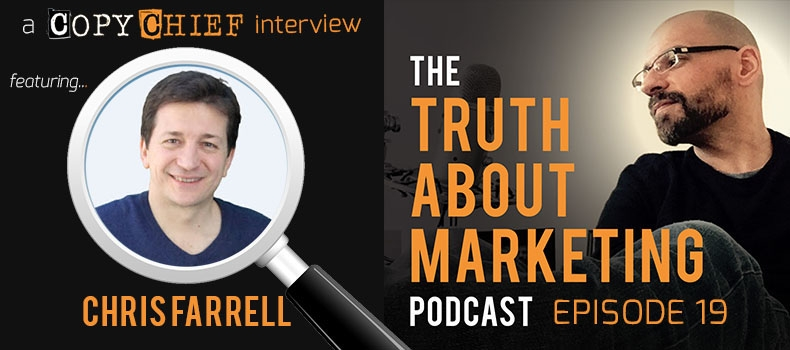 Ep 19: The Truth About Chris Farrell