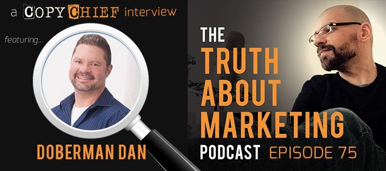 Ep 75: Doberman Dan – Stumbling Into Success