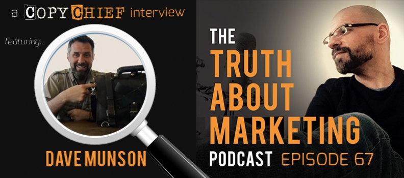 Episode 67 – The Truth About Training Thieves To Steal Your Work with Dave Munson