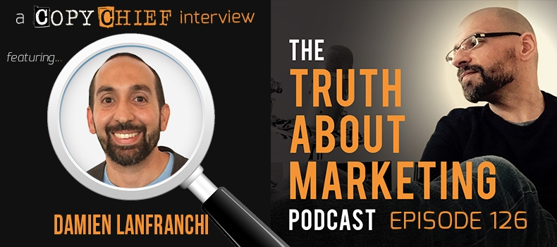 Ep 126: Damian Lanfranchi – The Secret To An Entrepreneurial Life That'll Never Pass You By