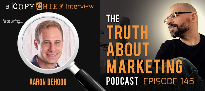 Ep 145: Aaron DeHoog – The Invisible Force Behind A 12MM Sales Day