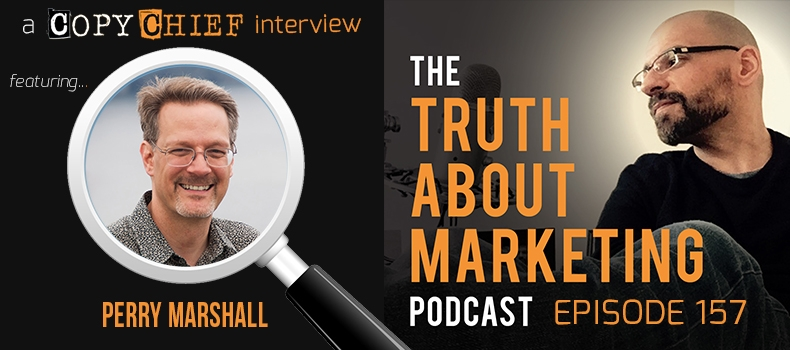 Ep 157: Perry Marshall – Fix This Mistake When Using The 80/20 In Your Business
