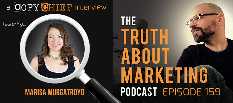 Ep 159: Marisa Murgatroyd – Hooking Your Customers Into Transforming Their Lives