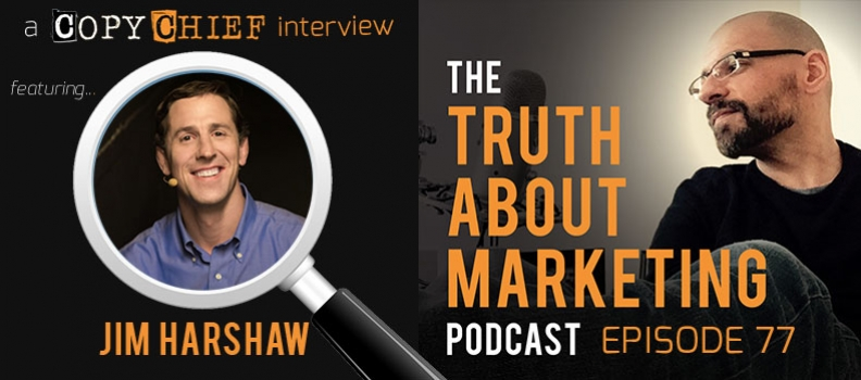 Episode 77 – The Truth About Teaching Your Kids To Fail with Jim Harshaw