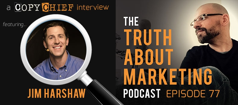 Ep 77: Jim Harshaw – The Truth About Teaching Your Kids To Fail