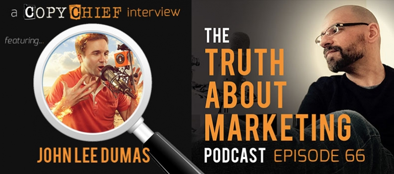 Episode 66 – The Truth About 7 Figure Podcasting with John Lee Dumas