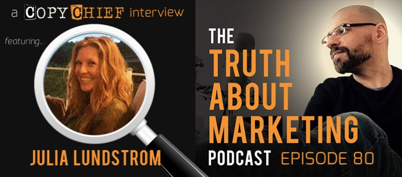 Episode 80 – The Truth About Dating The FBI's Most Wanted Bank Robber with Julia Lundstrom