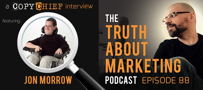 Episode 88 – The Truth About Attracting Buyers To Your Website with Jon Morrow