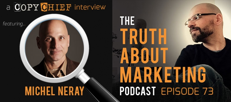 Episode 73 – The Truth About A Live Audience With Michel Neray