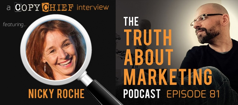 Episode 81 – The Truth About the New Rules of Marketing in the 21st Century with Nicky Roche