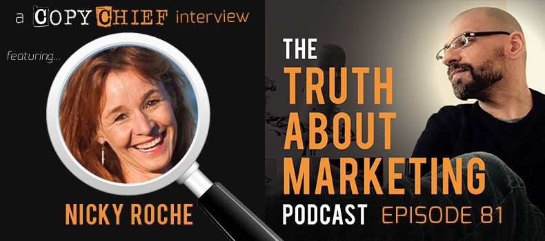 Ep 81: Nicky Roche – New Rules of Marketing in the 21st Century