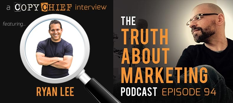 Ep 94: Ryan Lee – Earning The Trust Of Your Tribe 15 Minutes At A Time