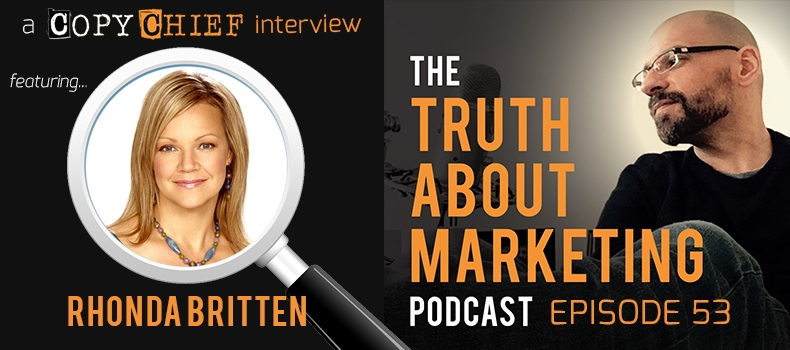 Episode 53 – The Truth About Conquering Fear with Rhonda Britten