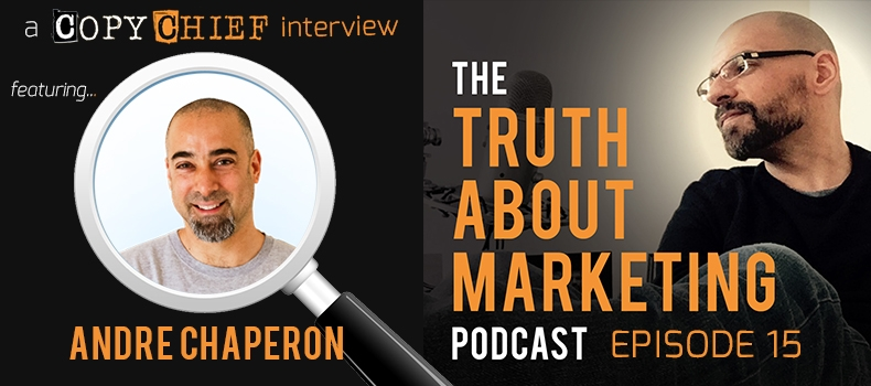 Ep 15: The Truth About Andre Chaperon