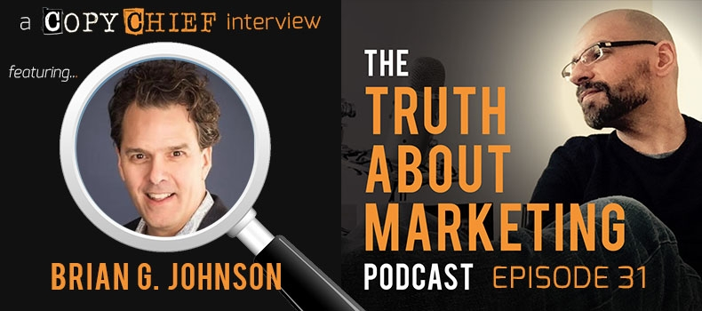Ep 31: The Truth About Brian G. Johnson