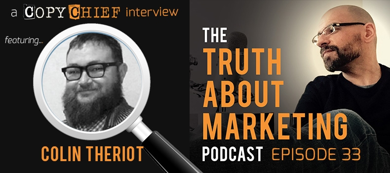 Ep 33: The Truth About Colin Theriot