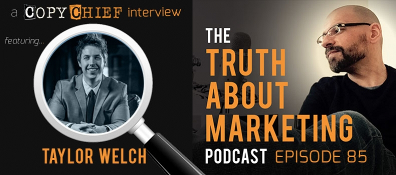 Episode 85 – The Truth About Making A Million Bucks By Becoming Scarce with Taylor Welch