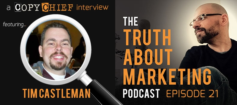 Ep 21: The Truth About Tim Castleman