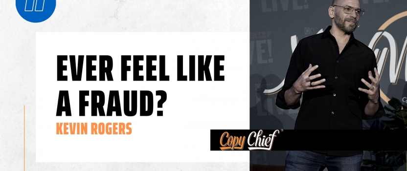 Ever feel like a fraud?