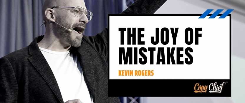 The joy of mistakes