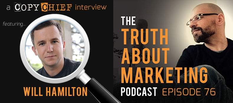 "Ep 76: Will Hamilton – Why Asking Good Questions Sells A Lot Of ""Fuzzy Yellow Balls"""