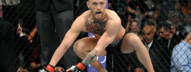 How to stand out from the noise — Conor McGregor