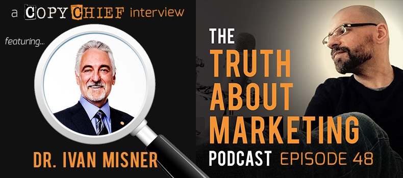 Ep 48: Ivan Misner – Billion Dollar Networking