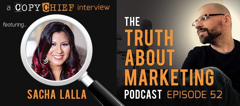 Ep 52: Sacha Lalla – The Feminine Fueled Future of Marketing with
