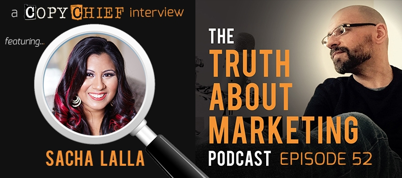 Ep 52: Sacha Lalla – The Feminine Fueled Future of Marketing with
