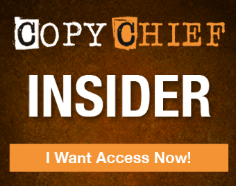 Copy Chief Insider